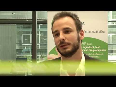 Eric Chappuis, Naturalpha at the Sport & Performance Nutrition Platform 2014