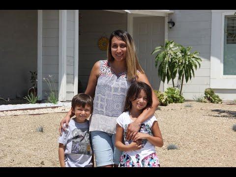 Heroes Home Repair Program-U.S. Marine Corps Veteran, Karina Chavez