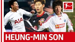Heung Min Son (손흥민)   Made In Bundesliga