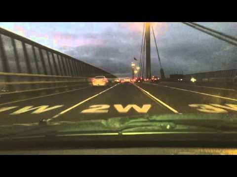 Westgate Bridge In Melbourne