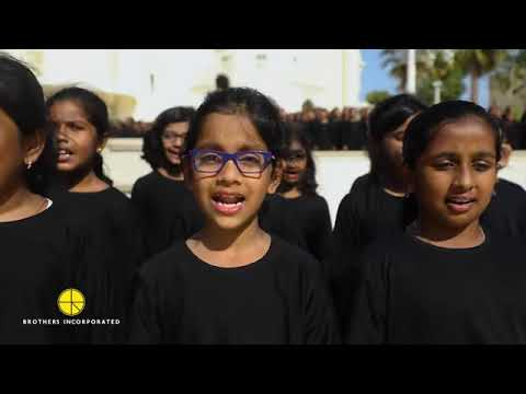 1000 Girls Choir pay tribute to A R  Rahman at Bollywood Parks Dubai || UPPC (Human Rights)