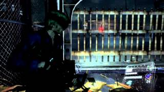 Resident Evil 6 Leon Campaign Ending Quick Play HD [2/2]