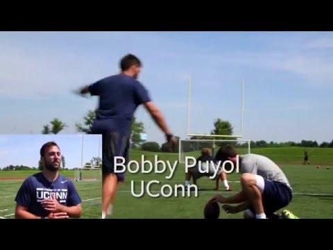 Kornblue Kicking, Athletes in Action Kicking Camp