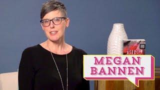 Epic Author Facts: Megan Bannen
