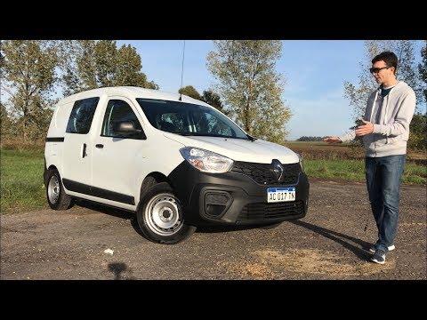 Nueva Renault Kangoo: prueba completa, versión furgón 5 asientos