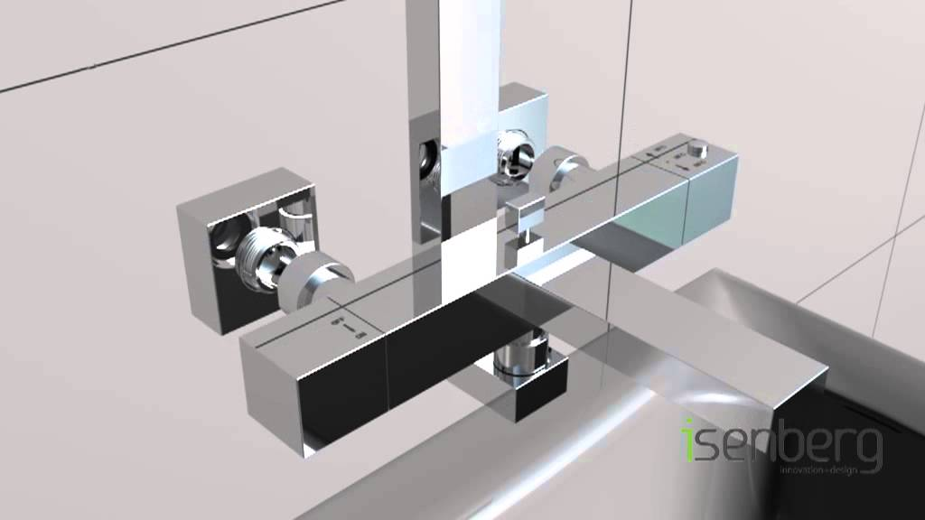 Installing Isenberg Faucets Wall Mounted Bath Shower Mixer