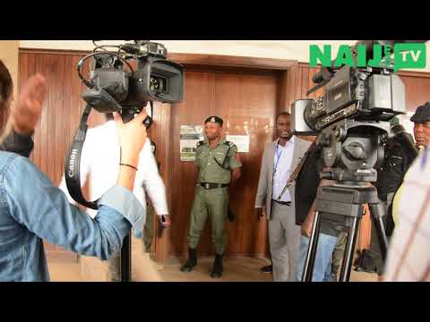 Evans the kidnapper lands in Kirikiri prison after first appearance in court
