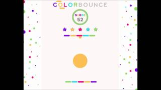 Color Bounce Game
