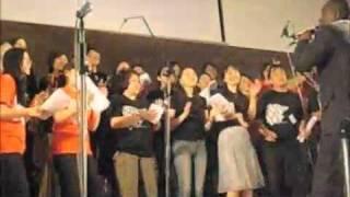 """""""Jesus Is His Name""""Workshop Choir in Spain"""