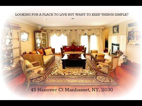 Condo For Sale | 45 Hanover Ct Manhasset, NY 11030 | Long Island NY