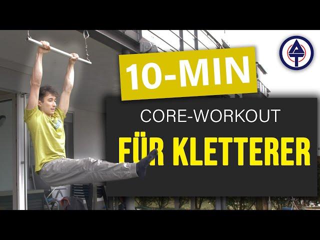 Mit Home Workout zur 9a? Tipps von Marco Müller  / Körperspannung Ep. 1
