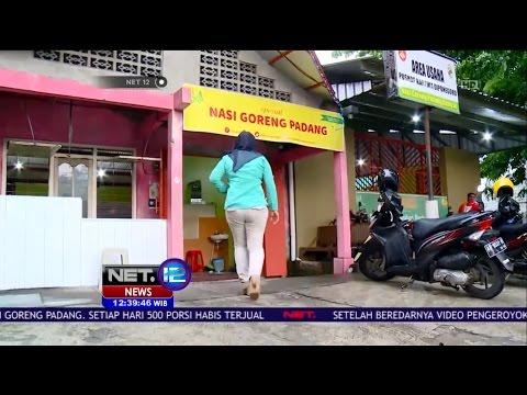 Nasi Goreng Padang Bangjo Hasanudin i8 Semarang masuk NET.TV