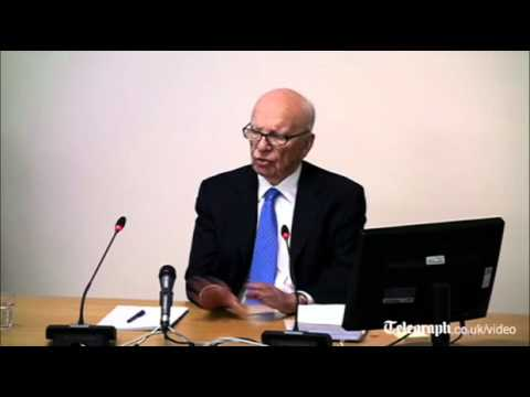Leveson Inquiry: Rupert Murdoch says Jeremy Hunt couldn't have been worse than Vince Cable
