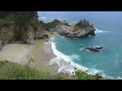 McWay Falls south of Big Sur