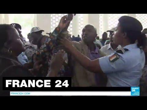 Climat tendu lors du procès de Simone Gbagbo - Côte d'Ivoire