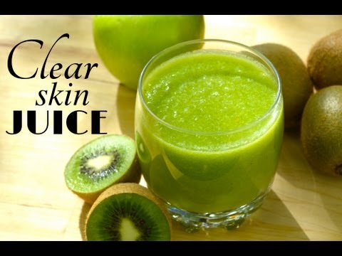 Clear & Glowing Skin Juice - Only 2 Ingredients!