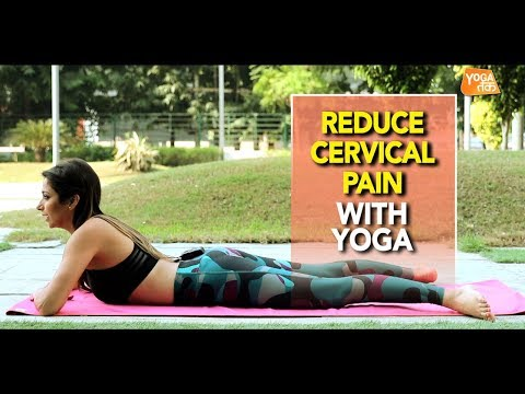 Yoga For Cervical Pain Relief | Crocodile Pose | Yoga Tak