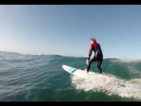 Les fondamentaux surf, épisode 11 : le bottom-turn