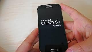 Samsung galaxy S4 mini format atma, S4 hardreset