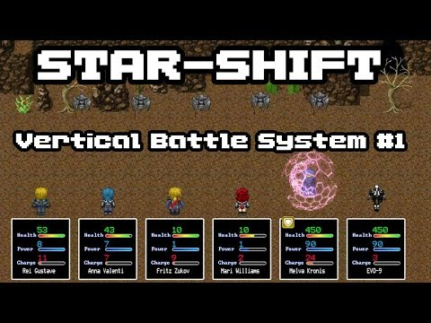 Vertical Battle System Topic :: rpgmaker net