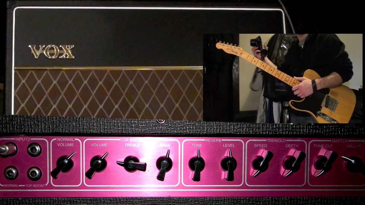 vox cabinet