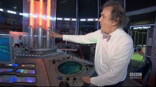 New Tardis Design Tour: Doctor Who Exclusive -- New Season Sat 8/7c Bbc America