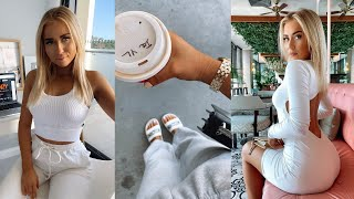 DAILY VLOG | Apartment Styling + Skincare Routine | MADISON WOOLLEY