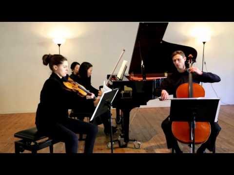 Antonín Dvořák: Trio