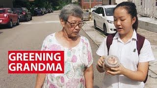 Getting Grandma To Go Zero-Waste And Plastic-Free | On The Red Dot | CNA Insider