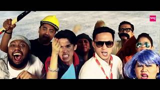 Projek Disko Baldi - Potholes (Official Music Video)