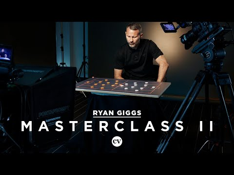 Ryan Giggs: Moving Into Central Midfield At Man Utd – Masterclass