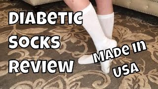 Diabetic Socks Review [How Do They Work?] Physicians' Choice