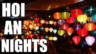VIETNAM travel - Hoi An Ancient Town at Night - SoJournaling Vietnam 2015