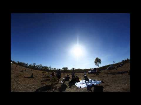 Total Solar Eclipse 2012 Australia