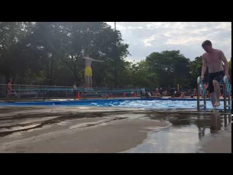 201c Diving Baldwin Montreal