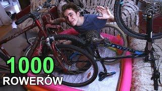 1000 Rowerów W Basenie!