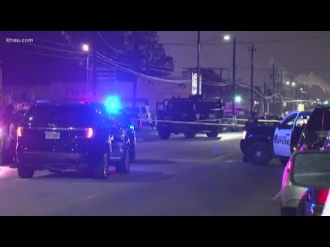 2 suspects dead after undercover drug bust in E  Houston