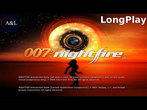 James Bond 007: Nightfire - PC Longpay [4K: 50FPS]