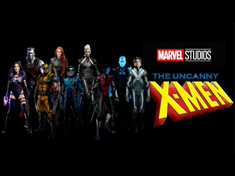 (FANMADE) MCU X-Men Opening With The 90s Animated Series Theme