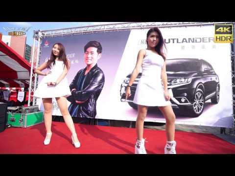 2016南台車展 Mitsubishi SG熱舞 Taxi(4K HDR)[無限HD] 🏆