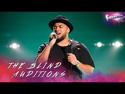 Ricky Nifo sings I Can't Make You Love Me | The Voice Australia 2018