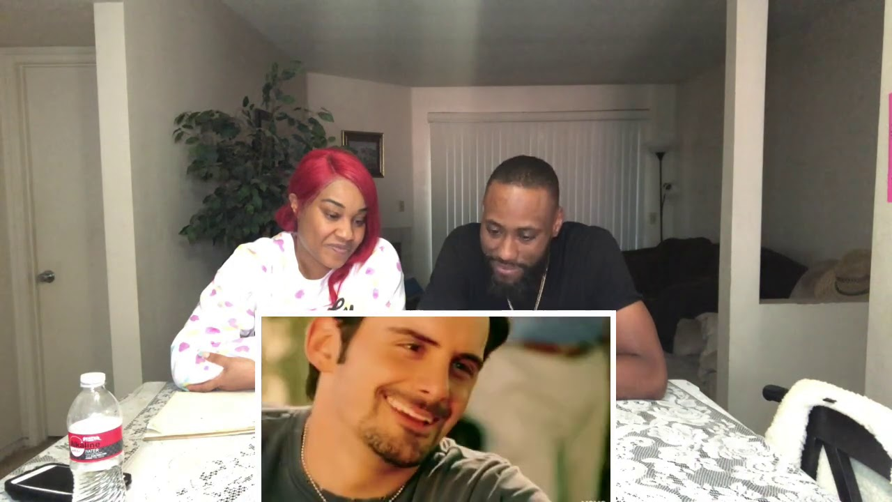 I THINK I MIGHT GET SOME TONIGHT! BRAD PAISLEY- WAITING ON A WOMAN (REACTION VIDEO)