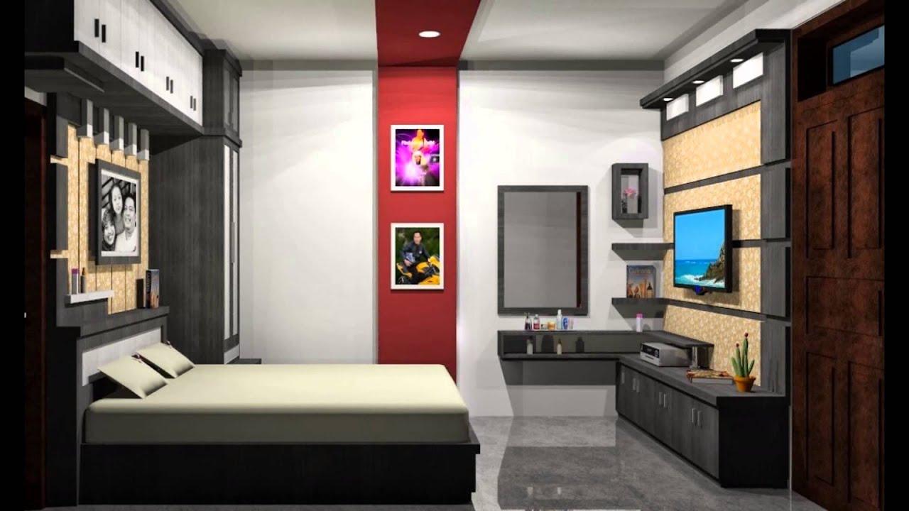 Design interior kamar minimalis - Design Interior Kamar Tidur Utama Konsep Minimalis