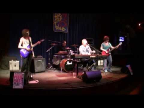 April 27, 2013: All Star Band performance at Fat Fish Blue, featuring Cassie Groves