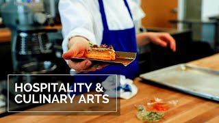 Hospitality & Culinary Arts at Conestoga College