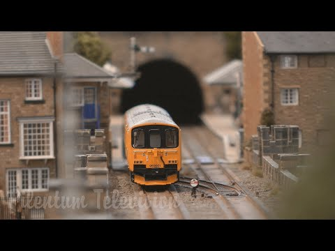 Still one of the most realistic British model railway layouts: Knaresborough – The Worlds End