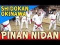 Download PINAN NIDAN - OKINAWA SHIDOKAN shorin ryu MP3 song and Music Video