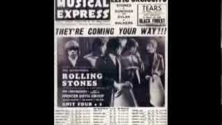 Rolling Stones - Yesterday Papers 1967 demo and original Version