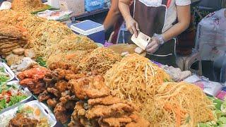 Download lagu Thai Street Food in Phuket. Meat, Fish, Pad Thai and more at Banzaan Night Market. Patong, Thailand