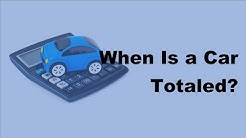 2017 Auto Insurance Tips |  When Is a Car Totaled